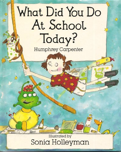 9781852133887: What Did You Do at School Today? (Picture Books)