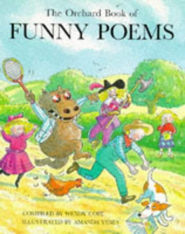 9781852133955: The Orchard Book of Funny Poems (Books for Giving)