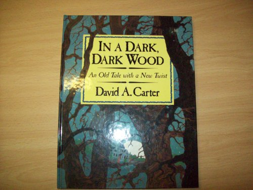 9781852134471: In a Dark, Dark Wood (Novelty book)