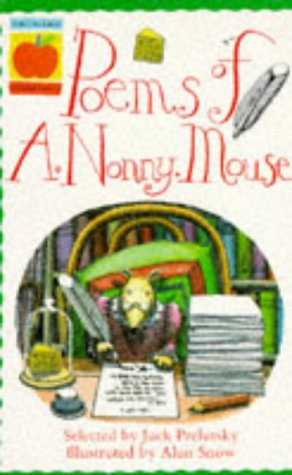 9781852135041: Poems of A.Nonny Mouse (Orchard Readalones)