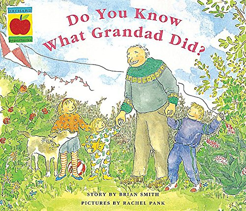 9781852135072: Do You Know What Grandad Did? (Orchard Paperbacks)