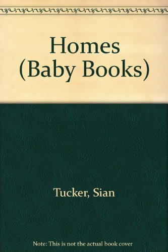9781852135454: Homes (Baby Books)