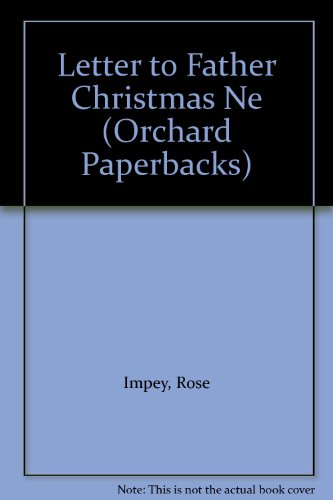 9781852135683: A Letter To Father Christmas (Orchard Paperbacks)