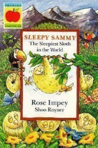 9781852135843: Sleepy Sammy: The Sleepiest Sloth in the World (Animal Crackers)