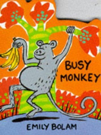 9781852136055: Busy Monkey