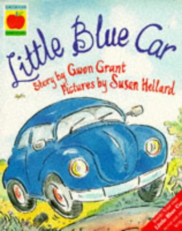 9781852136406: Little Blue Car (Orchard picturebook (2-5))