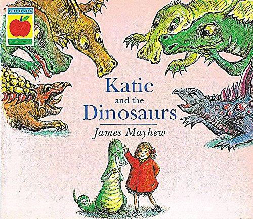 9781852136482: Katie and the Dinosaurs (Orchard picturebook (5-7))