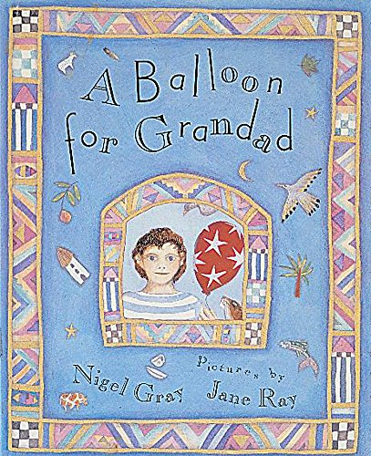 9781852136529: A Balloon for Grandad (Orchard Paperbacks)