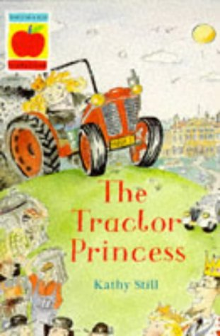 9781852136536: The Tractor Princess (Orchard Readalones)