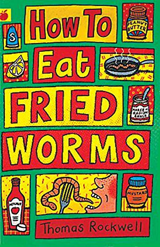 9781852137229: How To Eat Fried Worms (Orchard Readalones)
