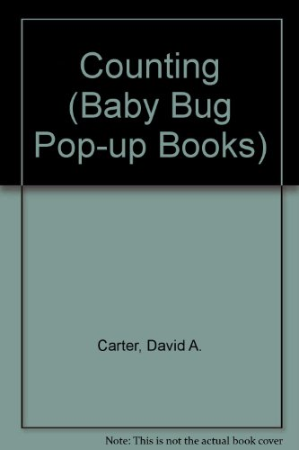 9781852137250: Counting (Baby Bug Pop-up Books)