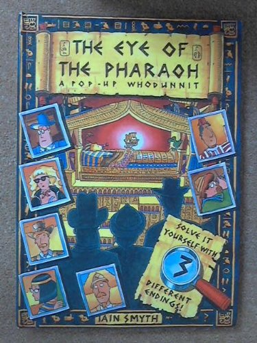 9781852138271: The Eye of the Pharaoh (A Pop-Up Whodunnit)