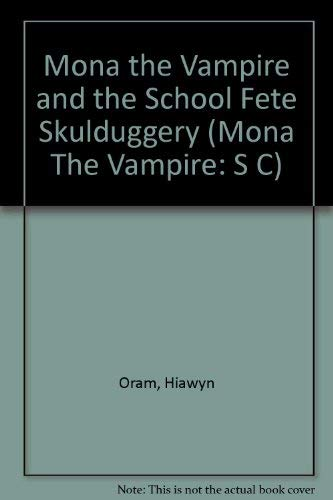 9781852139940: Mona The Vampire And The Tinned Poltergeist (Mona The Vampire: S C)