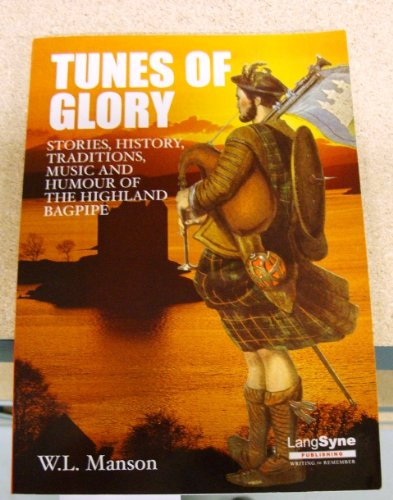 9781852170028: Tunes of Glory : Highland Bagpipe