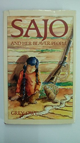 9781852190354: Sajo and Her Beaver People