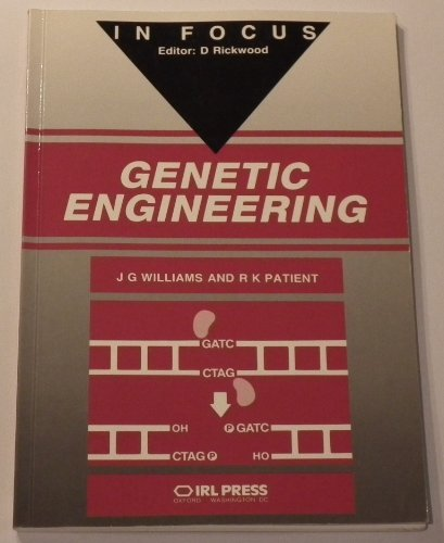 9781852210717: Genetic Engineering: In Focus (In Focus Series)