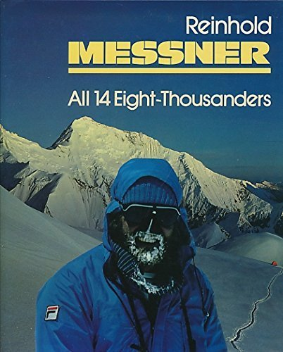 9781852231064: All 14 Eight-thousanders