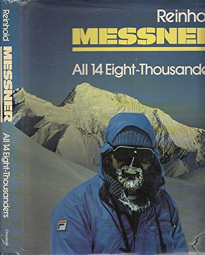 9781852231064: All 14 Eight Thousanders