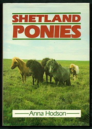 Shetland Ponies: Hodson, Anna