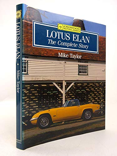 9781852233495: Lotus Elan: The Complete Story