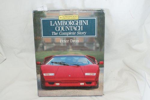9781852233617: Lamborghini Countach: The Complete Story