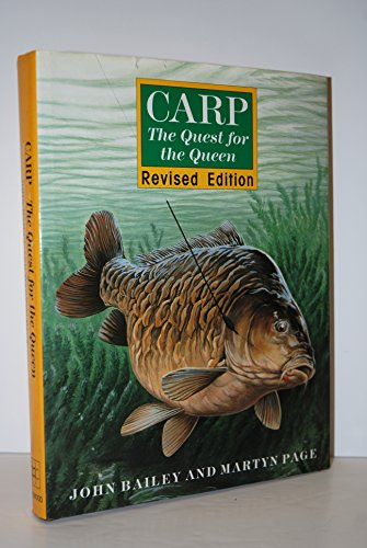 9781852234089: Carp: The Quest for the Queen
