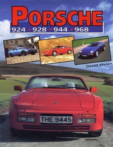 9781852234836: Porsche 924 928 944 968 (Crowood Autoclassics)