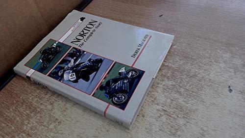 Norton (Crowood Motoclassics): Magrath, Derek