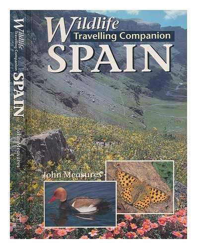 9781852236106: Wildlife Travelling Companion: Spain