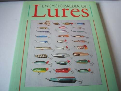 Encyclopedia of Lures (1852237376) by Harris, Chris; Harris, Sue