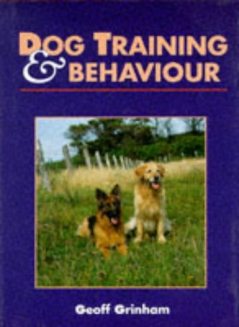 9781852237516: Dog Training and Behaviour