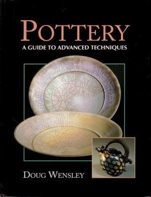 9781852237813: Pottery: A Guide to Advanced Techniques (Manual of Techniques)