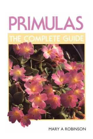 9781852238117: Primulas: The Complete Guide