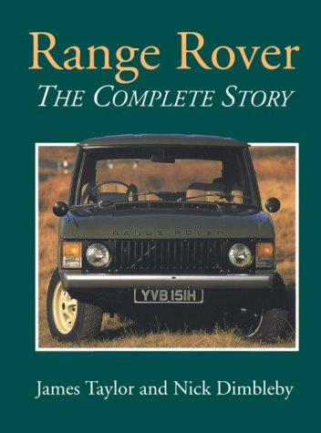 9781852239107: Range Rover: The Complete Story (Crowood AutoClassic)