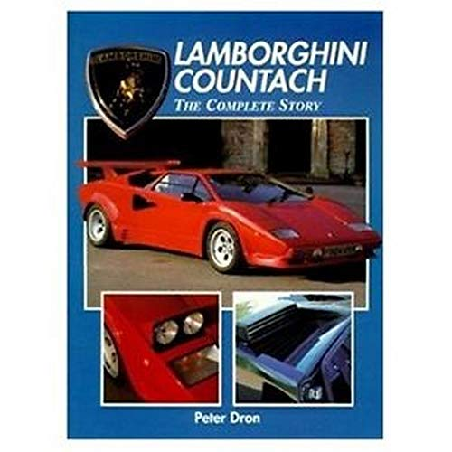 9781852239145: Lamborghini Countach: The Complete Story