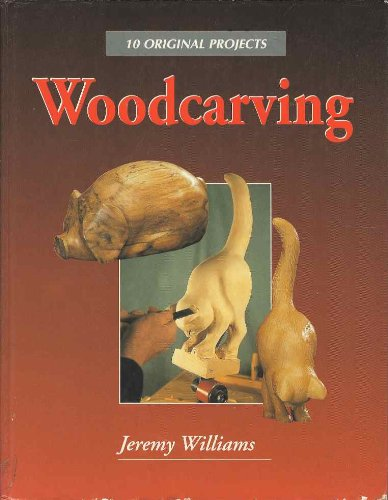 9781852239268: Woodcarving: 10 Original Projects