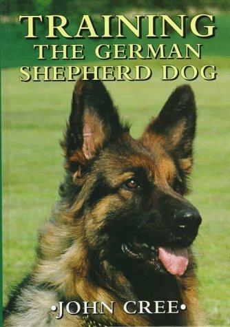 9781852239558: Training the German Shepherd Dog