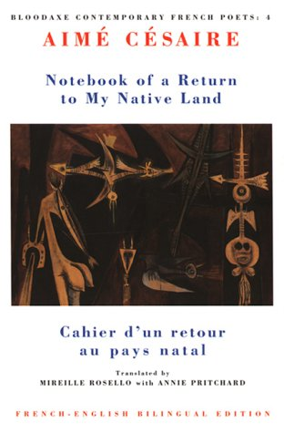 9781852241841: Return to My Native Land (Bloodaxe Contemporary French Poets)
