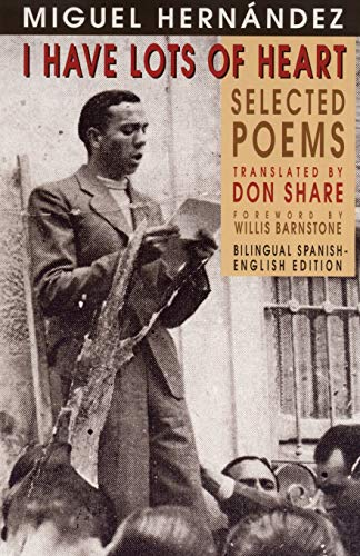 9781852243326: I Have Lots of Heart: Selected Poems (English and Spanish Edition)