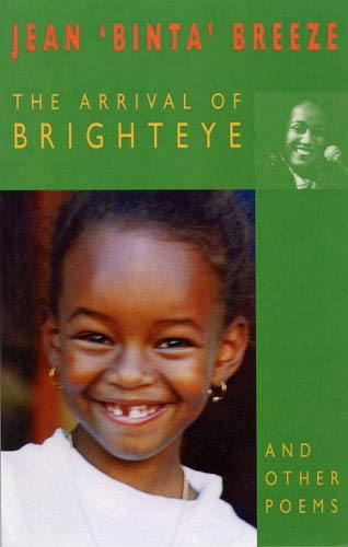 9781852245382: The Arrival of Brighteye and Other Poems