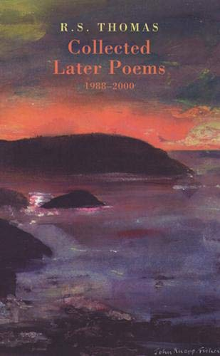 9781852246471: Collected Later Poems: 1988-2000