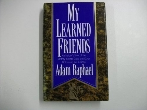 9781852270940: My Learned Friends