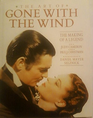 "9781852271558: Art of ""Gone with the Wind"": The Making of a Legend"