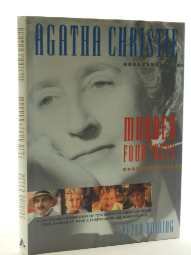 9781852272739: Agatha Christie: Murder in Four Acts