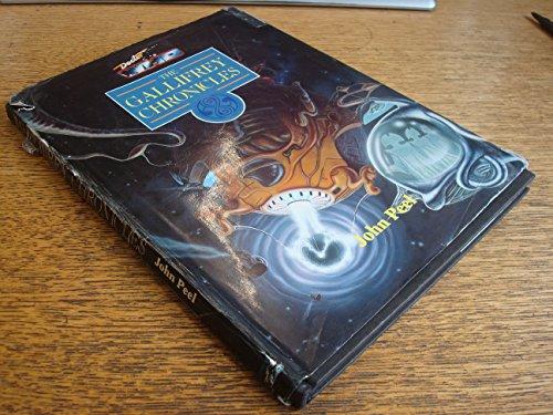 Doctor Who: The Gallifrey Chronicles: Peel, John