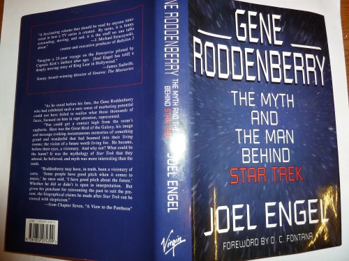 "9781852274399: Gene Roddenberry: The Myth and the Man Behind ""Star Trek"""
