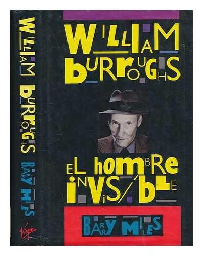 9781852274405: William Burroughs: El Hombre Invisible