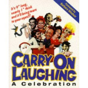 Carry On Laughing A Celebration: Rigelsford, Adrian; Foreword