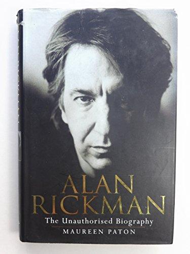 9781852276300: Alan Rickman: The Unauthorised Biography