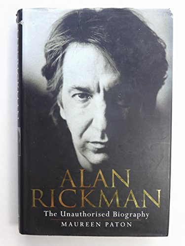 9781852276300: Alan Rickman: The Unauthorized Biography